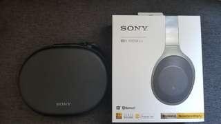 Sony WH1000XM2( 有興趣請先通知 可留)