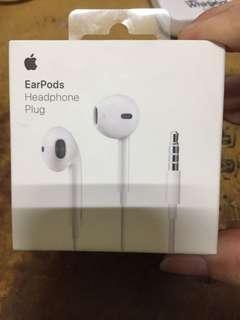 🚚 Iphone原廠耳機 全新胃拆封 保固一年