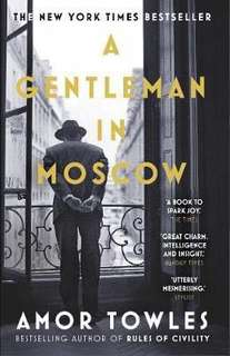 A Gentleman in Moscow  4.36 (85,531 ratings by Goodreads) Paperback English By (author)  Amor Towles
