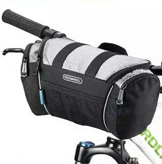 🚚 Front Bag Handle Bar Pouch Sling Shoulder Bag Escooter Bicycle Bike
