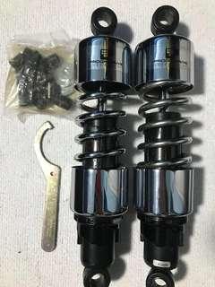Progressive suspension 412-4238