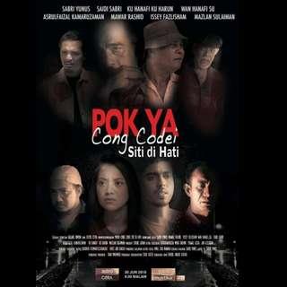 [Rent-A-Movie] Pok Ya Cong Codei Siti Di Hati (2018) [MALAY]