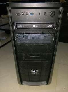 [限時7月份優惠!!即平$200](搶手貨):出讓中高階Intel i3-3.4GHz Intel高速四核心桌面電腦一部