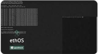 ethOS Mining Operating System