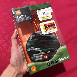 🚚 Authentic JBL CLIP 2