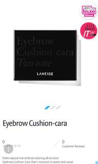 Eyebrow Cushion-cara No. 3 Two Tone Brick 6g