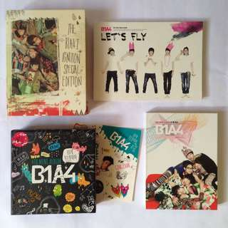 B1a4 official album with posters - Gongchan sticker