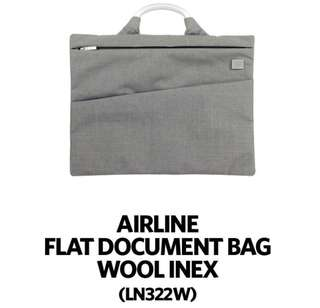 LEXON AIRLINE - Flat Document Bag