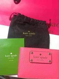 全新 100% new Kate Spade 卡片套
