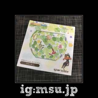 日本 現貨 寵物小精靈 立體 Puzzle