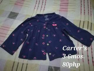 carter's top