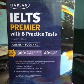 IELTS Preparation Book : KAPLAN IELTS PREMIER