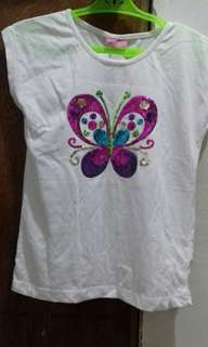 BUTTERFLY TSHIRT!!