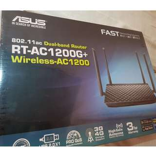 [BNIB] Asus AC-RT1200G+ for sale