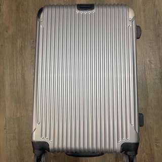 Medium Luggage with Custom made Protector