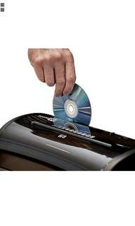 zoomyo paper shredder PBS 14 | Suitable for credit cards and CDs | Up to 10 | 14