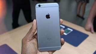 Iphone6s plus 64gb黑色