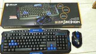 Mouse+Keyboard Wireless Gaming