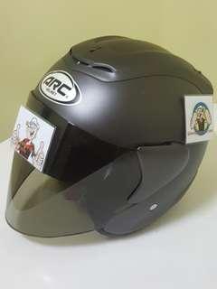 0807👀👁 ARC RITZ Matt GREY  v  Tinted Visor Helmet For Sale 😁😁Thanks To All My Buyer Support 🐇🐇 Yamaha, Honda, Suzuki