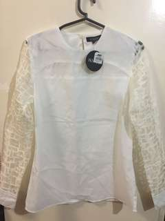 Brand new formal blouse (With price tag)