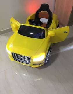 Electric car bike for Children Kid toddlers and newborn baby