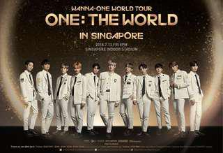 [WTS] CAT 2 WANNA ONE IN SG