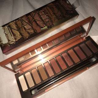 Urban Decay: Naked Heat Palette