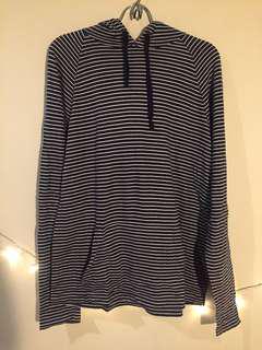 Stripes Hoodie Sweatshirt