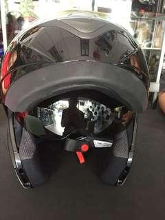 KYT Flip up helmet