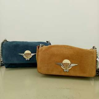 Zara sling bag ori with tag