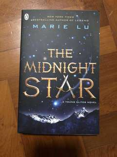 (As good as new) The Midnight Star by Marie Lu