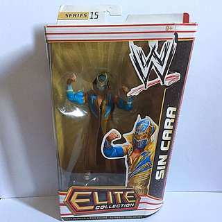 Sin Cara Elite Series 15 WWE