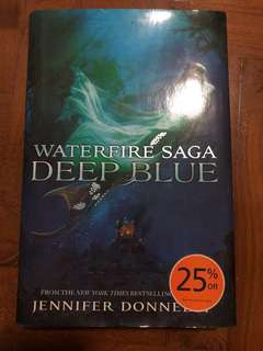 (Hardcover) Deep Blue by Jennifer Donnelly