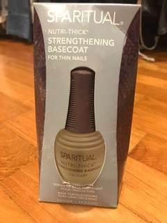 SpaRitual Nutri-Thick Strengthening Base Coat