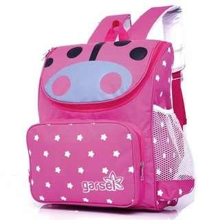 Tas ransel sekolah anak perempuan