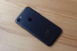 Iphone7 128gb黑色