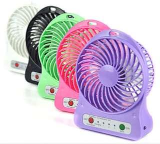 Rechargeable Portable Fan