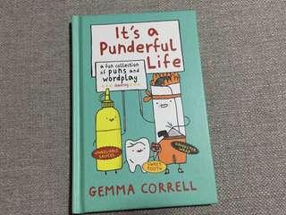 Punderful Life Book Gemma Correll