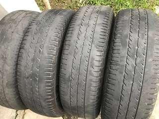 Tyre second hand GOODYEAR GT3 175/65/r15 tayar terpakai