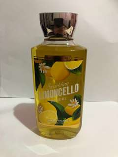 Bath and body works shower Gel limoncello