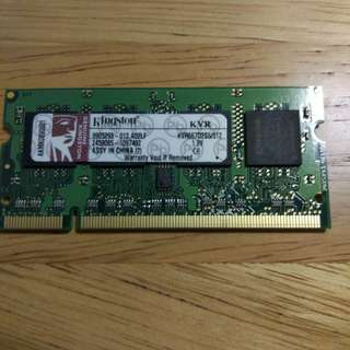 Unknown Condition - 512MB DDR2 SODIMM RAM