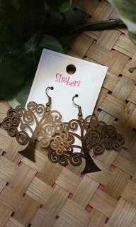 Stroberi earring