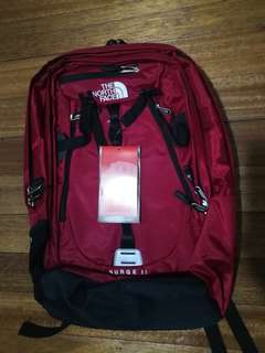 32L Surge II Transit Made in Vietnam North Face Backpack