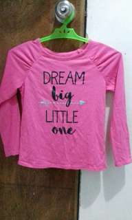 sweat shirt for baby girl