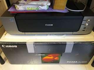 Canon Pixma Pro9000 A3 Photo Printer