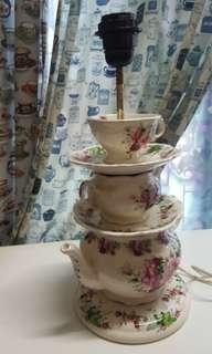 Englis Design Ceramic Table Lamp