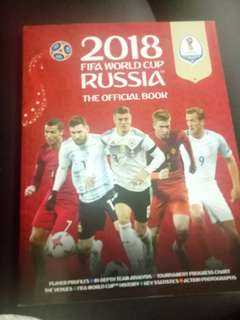 FIFA world cup book
