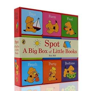 A Big Box Of Little Books - Eric Hill