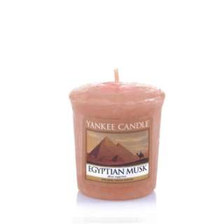 Yankee Candle Egyption Musk