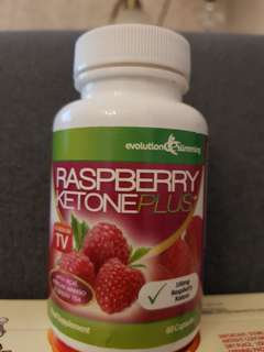 Raspberry ketone plus 60capsules authentic